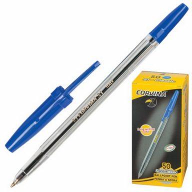 Ручка шариковая шестигранная Corvina