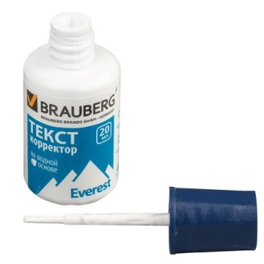 "Корректор BRAUBERG ""Everest"""