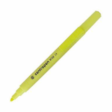 Купить оптом маркер- текстовыделитель желтый в Санкт-Петербурге