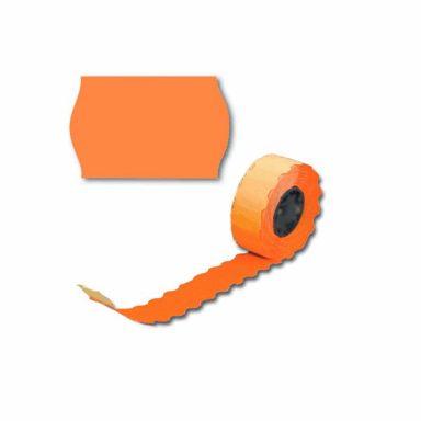 Купить оптом этикет-ленту мето оранжевую 26*16 в Санкт-Петербурге