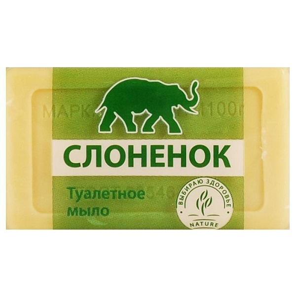 """Мыло туалетное """"Слоненок"""" 100г"""