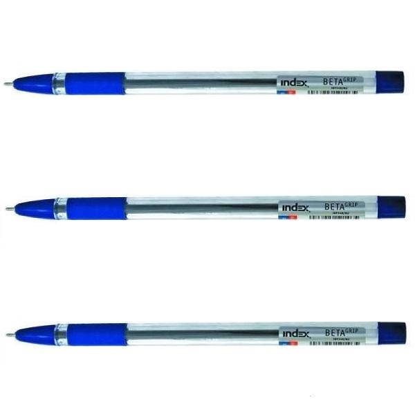 Ручка шариковая INDEX BETA GPIP 0,7