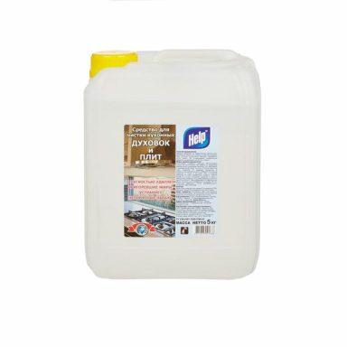 Чистящие и моющие средство для кухни HELP