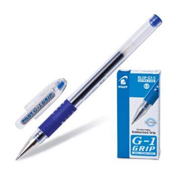 Многоразовая гелевая ручка Pilot BLGP-G1-5 синяя