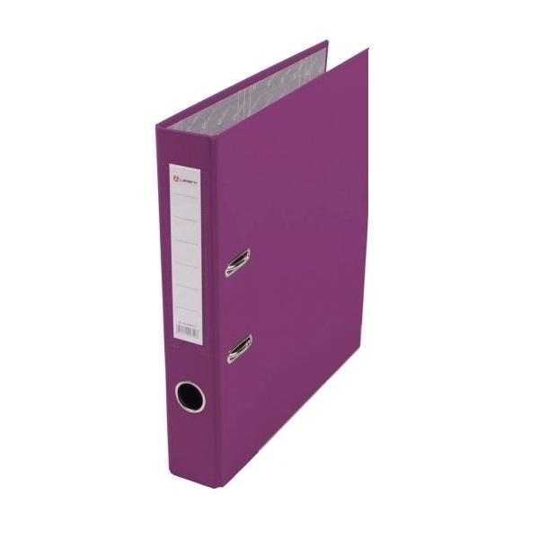 Регистратор PVC Lamark 8 см фиолетовый