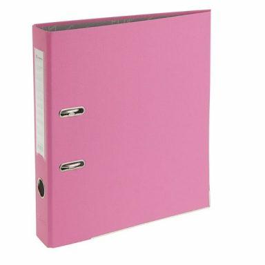 папка-регистратор формата А4 Lamark розовая