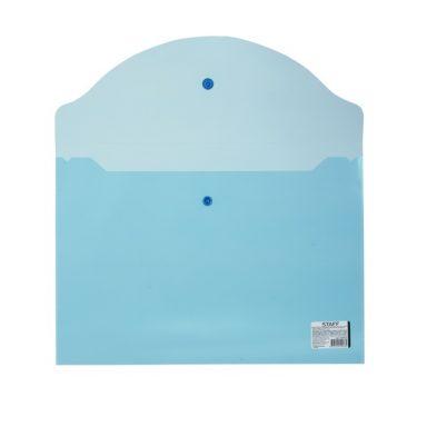 папка-конверт STAFF синяя