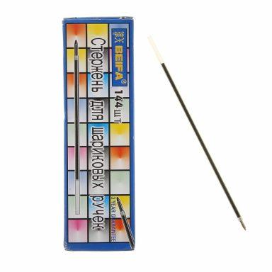 Стержень Beifa для шариковой ручки с чернилами черного цвета