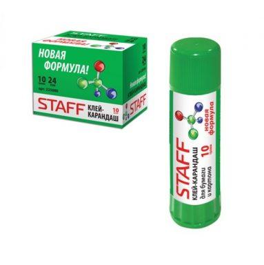 PVP клей- карандаш STAFF