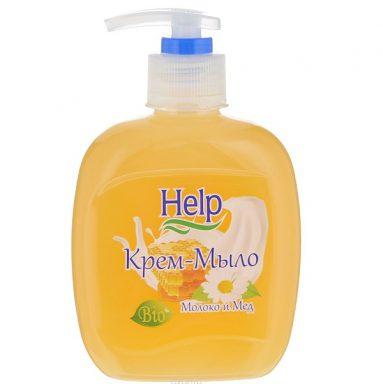 "Мыло жидкое""HELP"""