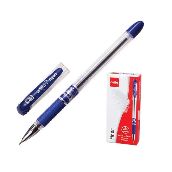 Ручка шариковая CELLO Finer