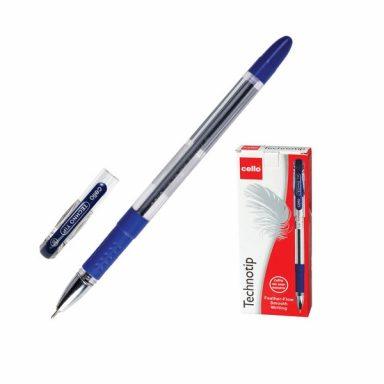 Ручка шариковая CELLO Techotip