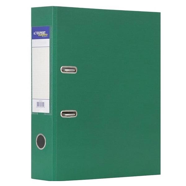 регистратор зеленый с арочным механизмом