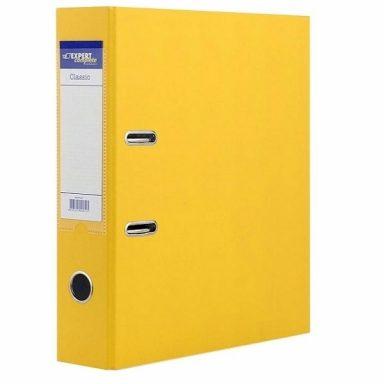 регистратор 750 мм желтый