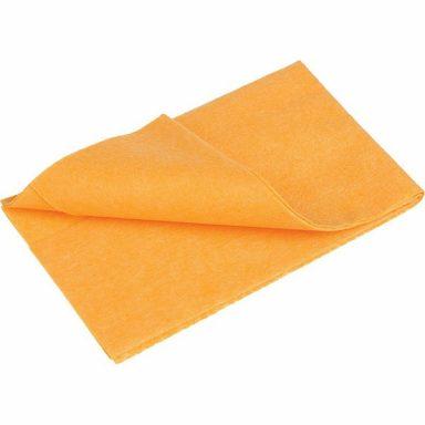 Тряпка для пола оранжевая