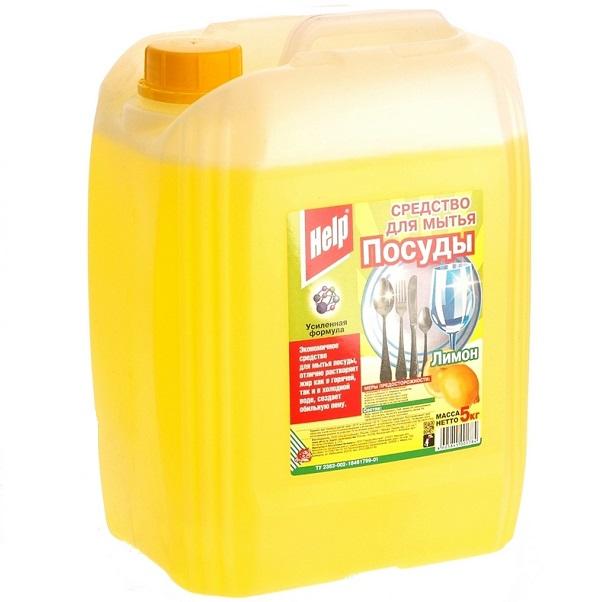 средство для мытья посуды 5л