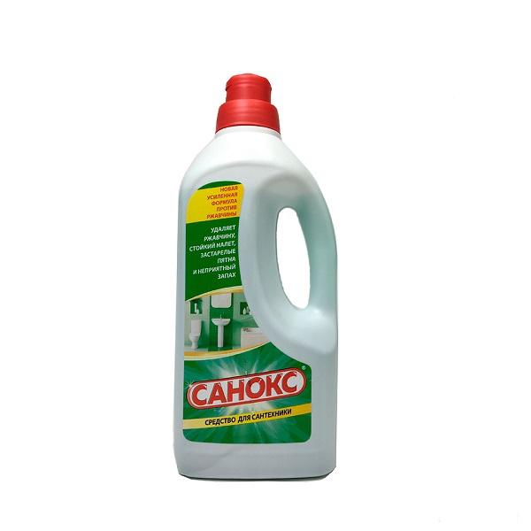 средство для чистки унитаза