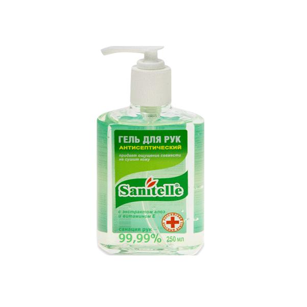 антисептик для рук Sanitelle