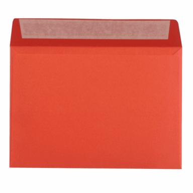 Конверт красный С4 229*324