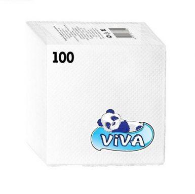 салфетки бумажные ВИВА