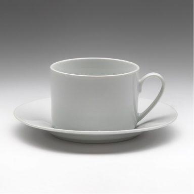 Чайная пара белая 6 шт