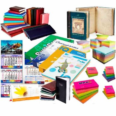 Бумага и товары из бумаги