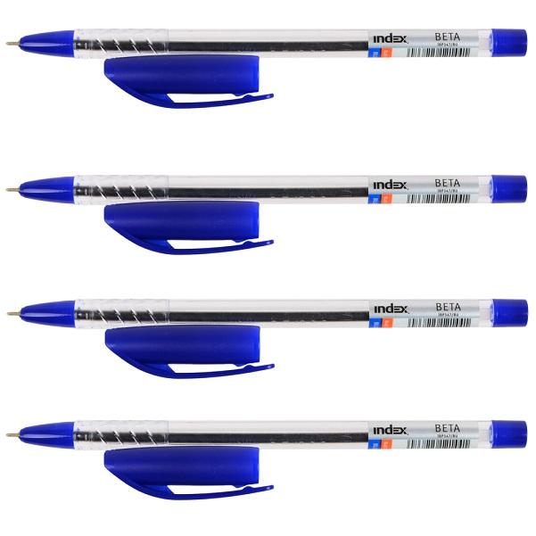 Ручка шариковая INDEX BETA GPIP