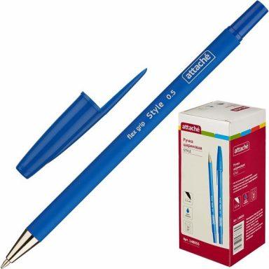 Ручка Attache Style синяя