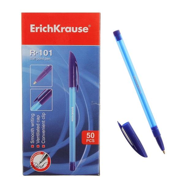 одноразовая шариковая ручка ERICH KRAUSE R-101