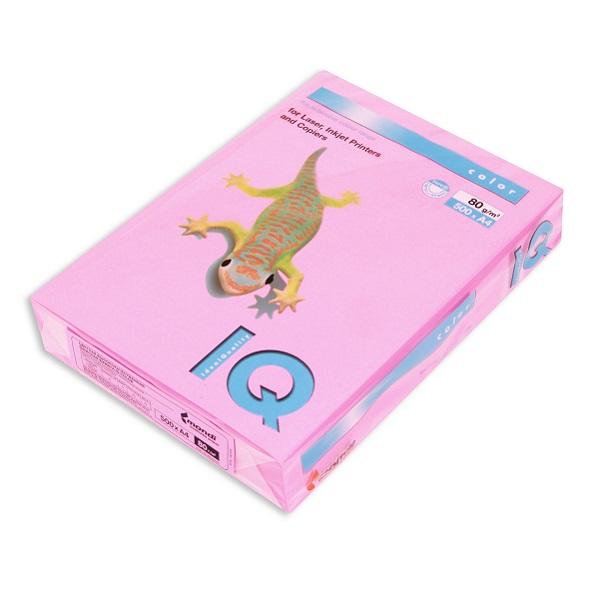 Бумага IQ Color розовый