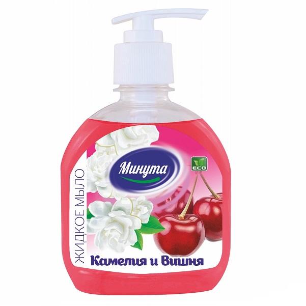 жидкое мыло с вишневым запахом