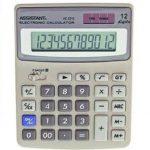 Калькулятор ASSISTANT AC-2310 12-разряд., 140*108*31 мм
